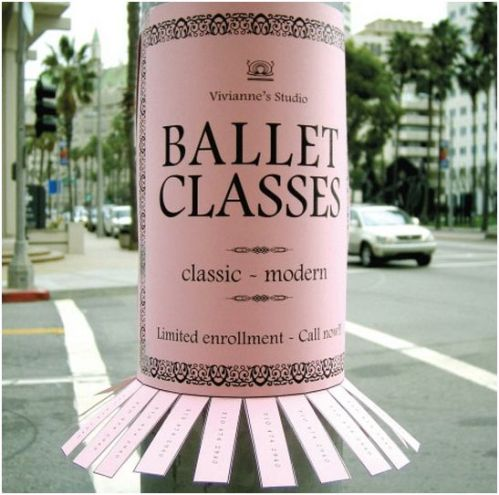 """Ballete classes"""
