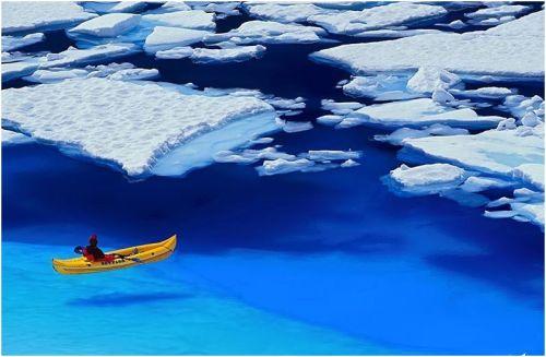 """""""Kayaking"""""""