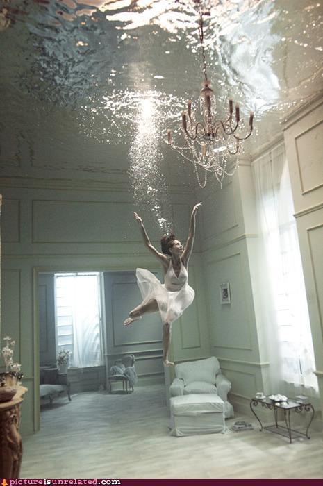 """""""Water ballet"""""""