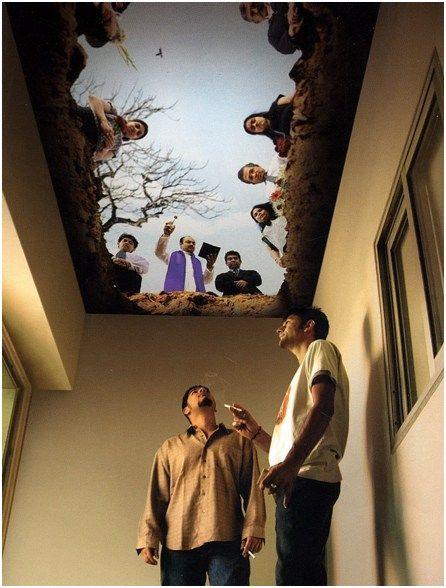 """""""Ceiling Art"""""""